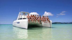 Whitsundays Adventure Snorkel Liveaboard Great Barrier Reef Queensland Australia