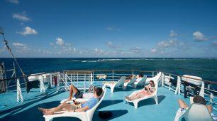 Cairns Liveaboard Boats