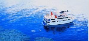 Great Barrier Reef liveaboards