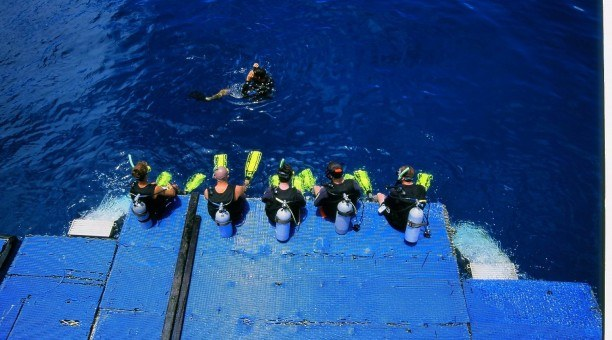 Great Barrier Reef Dive Course