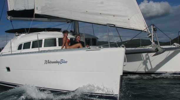 2 Day Snorkel & Sail Whitsundays LUXURY Cruise