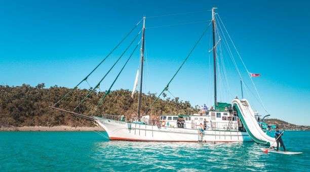 2 Day Whitsunday Islands Sailing Tour