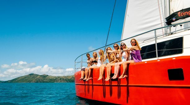 2 Night Whitsundays Sailing Adventure